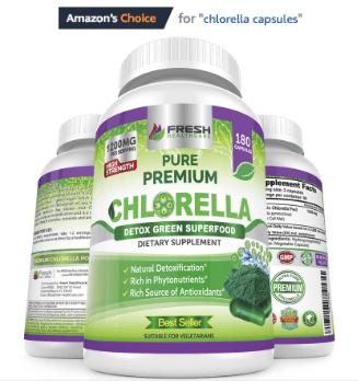 Amazons Choice Chlorella