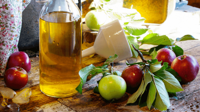 Apple Cider Vinegar Benefits as an Antispetic