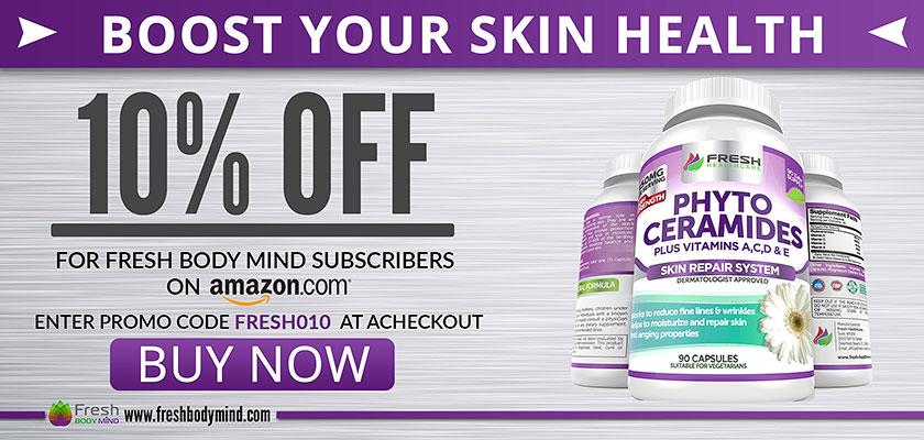10% OFF Best Phytoceramides - Boost Your Skin Health
