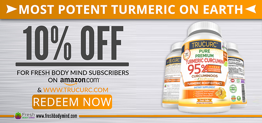 10% OFF Most Potent Turmeric on Earth