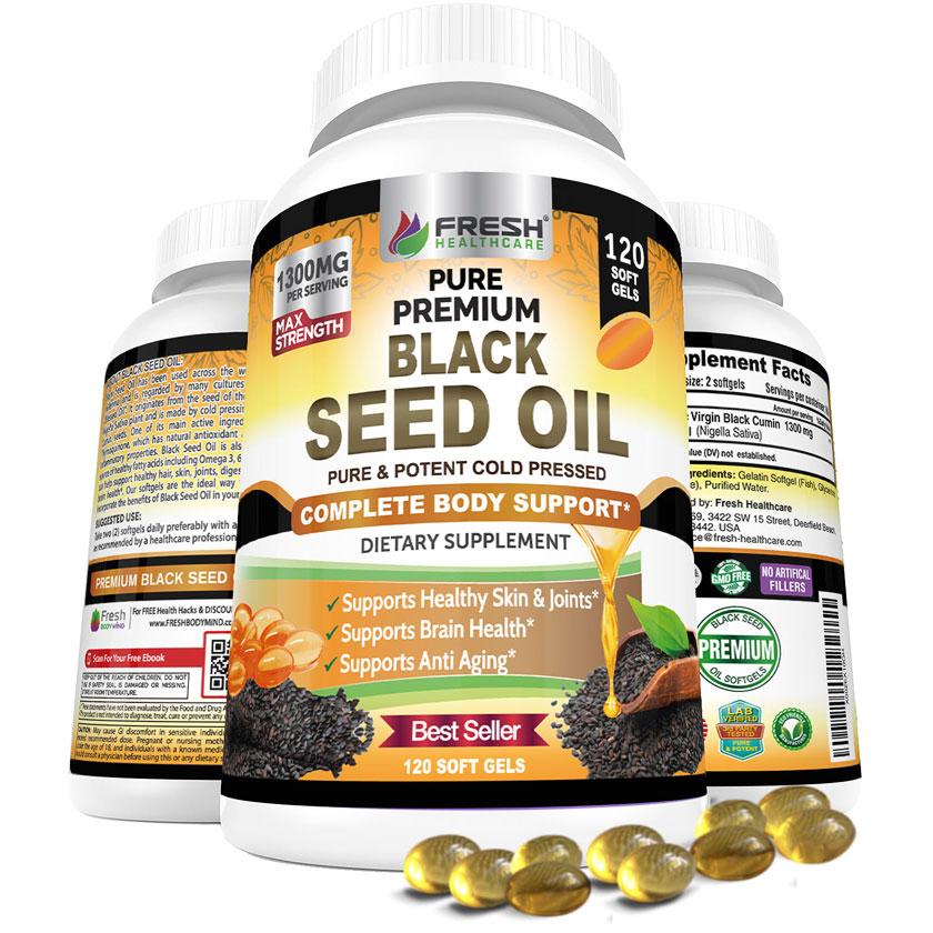 Black Seed Oil for Coronavirus