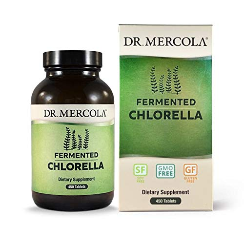 Dr Mercola Fermented Chlorella