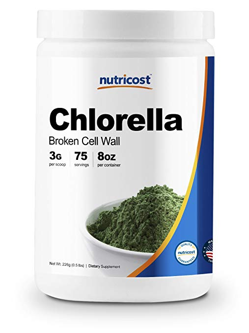 Nutricost Chlorella (bottle)