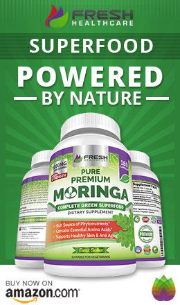 Premium Organic Moringa