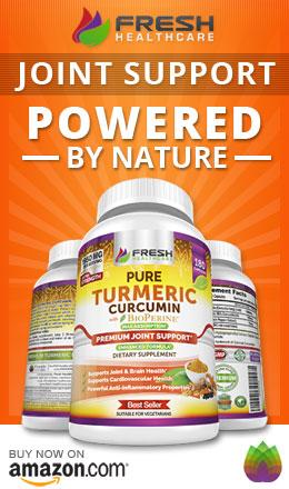 Turmeric Curcumin BioPerine