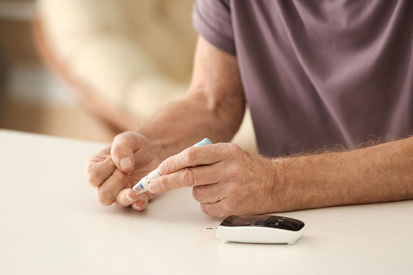 Measuring Blood Sugar and Blood Pressure at Home