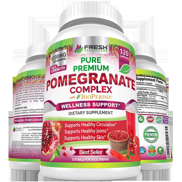 Pure Premium Pomegranate Complex