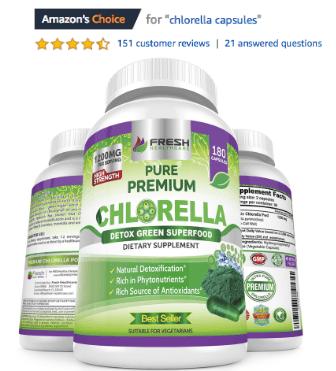 Top-Rated Amazon Chlorella