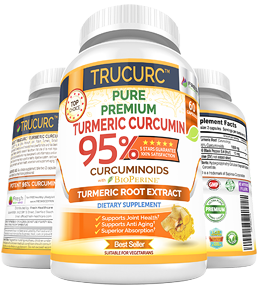Trucurc Tumeric Package