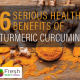 6 Serious Health Benefits of Turmeric Curcumin