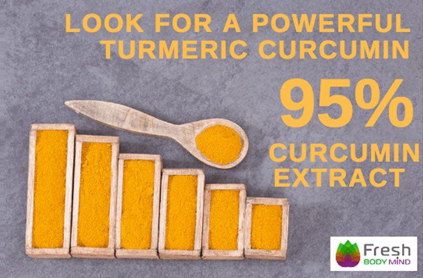Best Turmeric is 95 Curcumin Curcuminoids