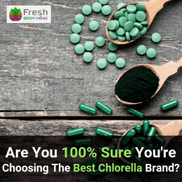 Best Chlorella Supplement Brand
