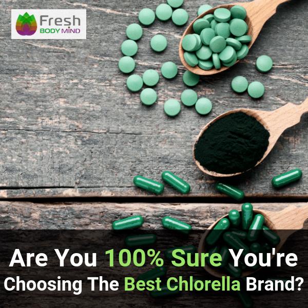 Best Chlorella Supplement Brand