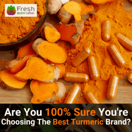 Best Turmeric Curcumin Supplement Brand