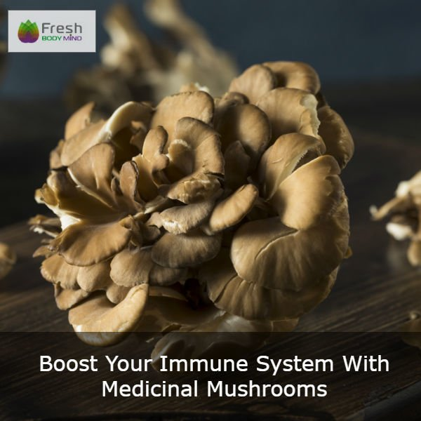 Immunity and mushrooms