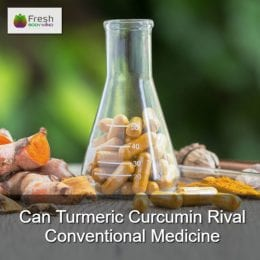 Turmeric and modern medicine
