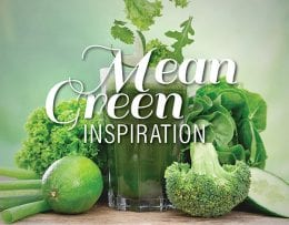 Healthy Green Superfoods