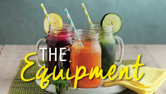 Juicing - The Equipment