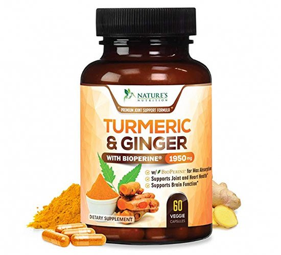 Natures Nutrition Turmeric