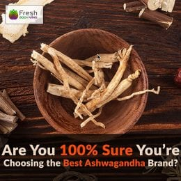 The Best Ashwagandha Supplement Brand KSM-66 Fresh Healthcare