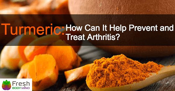 Turmeric and Arthritis Joint Pain
