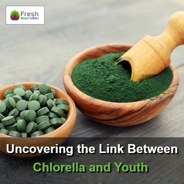 Uncovering the Link Between Chlorella and Youth