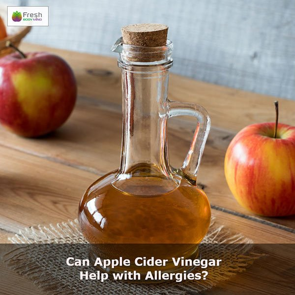 Can Apple Cider Vinegar Help with Allergies?