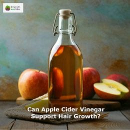 Can Apple Cider Vinegar Support Hair Growth?