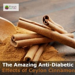 antidiabetic ceylon cinnamon superfood
