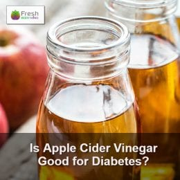 Apple Cider Vinegar for Diabetes