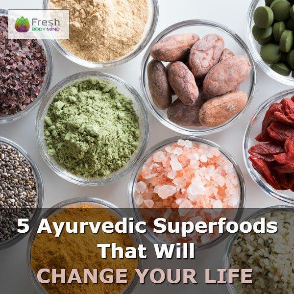 Ayurvedic Superfoods