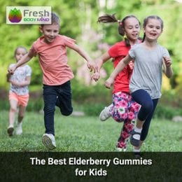 The Best Elderberry Gummies for Kids
