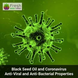 Black seed oil and coronavirus