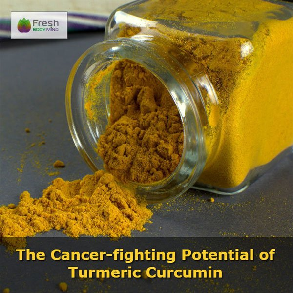 The Cancer-Fighting Potential of Turmeric Curcumin