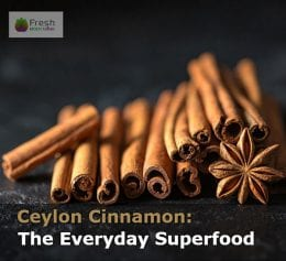 ceylon cinnamon superfood