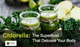 Chlorella the superfood