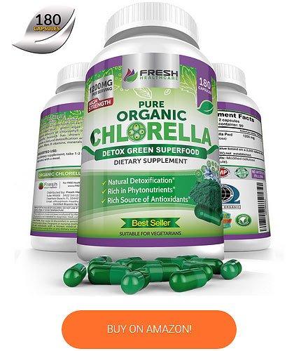Buy Organic Chlorella