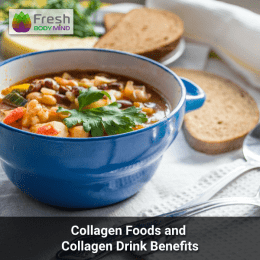 collagen food and drink benefits