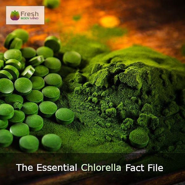 Chorella Facts