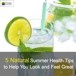 Summer Health & Wellbeing