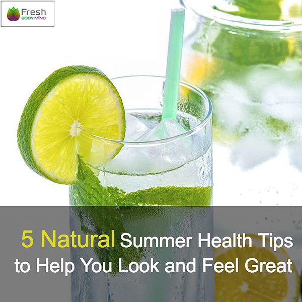 Summer Health and Wellbeing