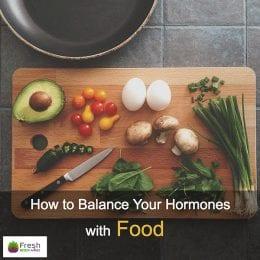 Healthy Food Board