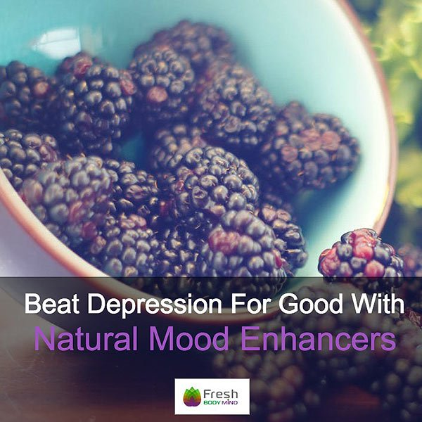 Enhance Your Health, Body and Mind with Natural Berries