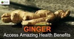 Raw ginger collection - healthy selection