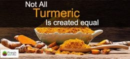 Turmeric potency