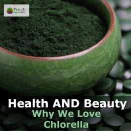 Chlorella-superfood
