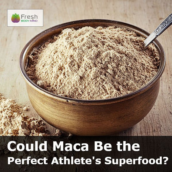 Could Maca Be the Perfect Athlete's Superfood?