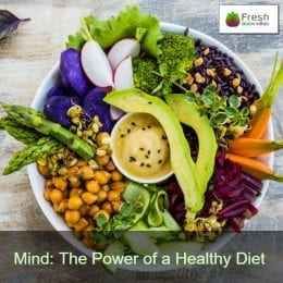 Mind: The Power of a Healthy Diet