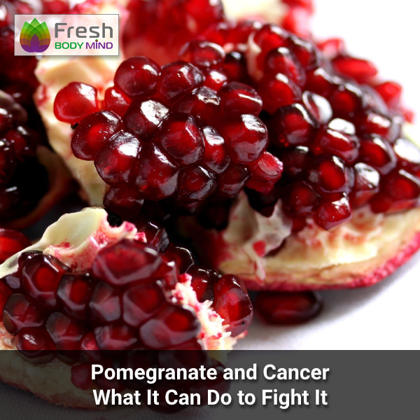 Pomegranate and Cancer