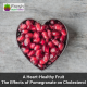 A Heart-Healthy Fruit - The Effects of Pomegranate on Cholesterol